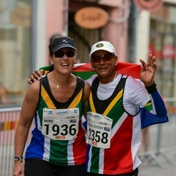 Tallinna Maraton - Mine Swart (1936), Mervin Jeffery Smith (2358)