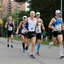 Tallinna Maraton - Andres Hellerma (5), Alar Ridamäe (23), Ago Veilberg (47), Lilian Raspel (67)