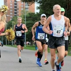 Tallinna Maraton - Andres Hellerma (5), Alar Ridamäe (23), Ago Veilberg (47)