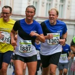 Tallinna Maraton - Arndt Heinzmann (1302), Margit Rändur (1887)