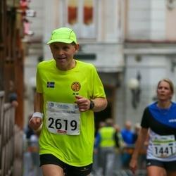 Tallinna Maraton - Aegir Magnusson (2619)