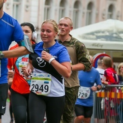 Tallinna Maraton - Britt Kalam (2949)