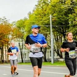 Tallinna Maraton - Alar Just (2662), Vaige Aav (3698)