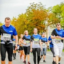 Tallinna Maraton - Arni-Shoel Leibovitsh (2198), Gerli Marmor (2800)