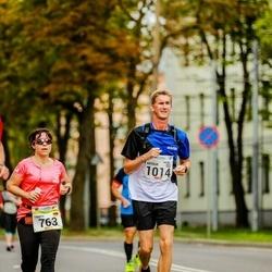 Tallinna Maraton - Sandra Kramer (763), Arthur Vriend (1014)
