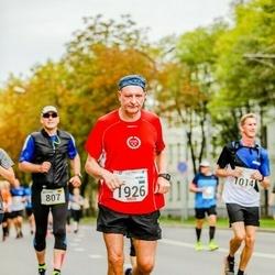 Tallinna Maraton - Wolfgang Leitner (807), Arthur Vriend (1014), Matti Maasikas (1926)