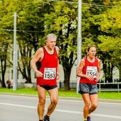 Tallinna Maraton - Martin Lauko (1553), Blazena Laukova (1554)