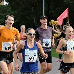 Tallinna Maraton - Kaisa Kukk (59), Artur Praun (60), Kaia Lepik (71), Armands Arins (1618)