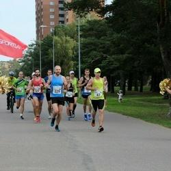 Tallinna Maraton - Tarass Snitsarenko (42), Marion Tibar (70), Kalle Oruaas (202), Margus Maiste (322), Aleksey Moiseenko (329)