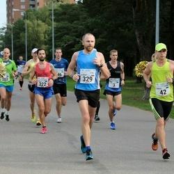 Tallinna Maraton - Raido Mitt (3), Tarass Snitsarenko (42), Kalle Oruaas (202), Margus Maiste (322), Aleksey Moiseenko (329)