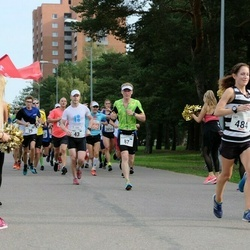 Tallinna Maraton - Rainer Bõkov (79), Andrei Galushkin (87), Ahti Tomp (99), Cat Simpson (484), Vadim Yangirov (2192)