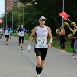 Tallinna Maraton - Andris Leja (165), Marko Ruuti (2475)