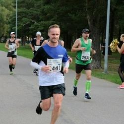 Tallinna Maraton - Denis Piskunov (2441), Andero Sopp (2930)