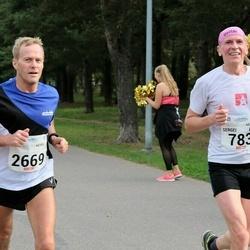 Tallinna Maraton - Sergei Karpovitch (783), Arnold Laasu (2669)