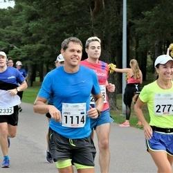 Tallinna Maraton - Janis Magdalenoks (1114), Priit Brus (2332), Anna Plehhanova (2773)