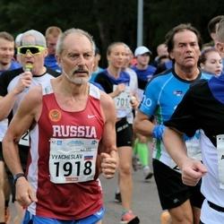 Tallinna Maraton - Vyacheslav Tkachev (1918), Aarne Nõmberg (2425)