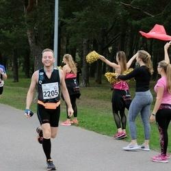 Tallinna Maraton - Anna Ovtšarenko (1001), Patrice Daniel (2205)