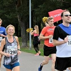 Tallinna Maraton - Artur Telling (1030), Elisa Laisen (1290), Kristo Kaljuvee (2680)