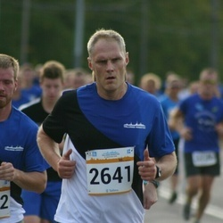 Tallinna Maratoni Sügisjooks 10 km - Märt Baumverk (2641), Ago Kobrusepa (4532)