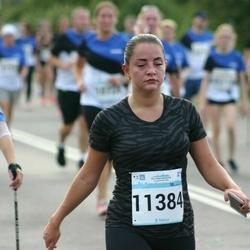 Tallinna Maratoni Sügisjooks 10 km - Anna Savalainen (11384)