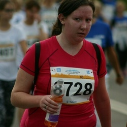 Tallinna Maratoni Sügisjooks 10 km - Anna-Riina Reitel (8728)