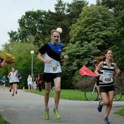 Tallinna Maraton - Priit Talu (57), Cat Simpson (484)