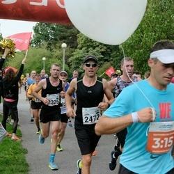 Tallinna Maraton - Aleksei Kuligin (2325), Janek Maripuu (2472)
