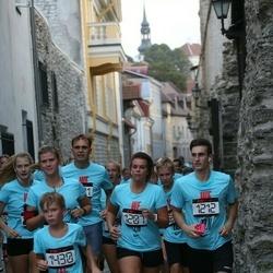 Nike Noortejooks/ We Run Tallinn - Alejandra Karu (1207), Kristo Feldman (1212), Anders Rossar (1430)
