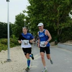 Tallinna Maraton - Erkki Etverk (130), Andre Kaaver (283)
