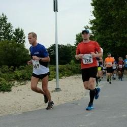 Tallinna Maraton - Margus Salla (138), Arnold Laasu (2669)