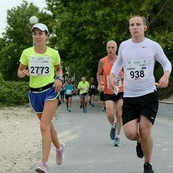 Tallinna Maraton - Andres Lõiv (938), Anna Plehhanova (2773)
