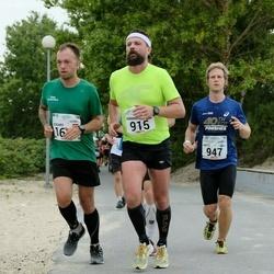 Tallinna Maraton - Armands Simsons (915), Antti Halkola (947)