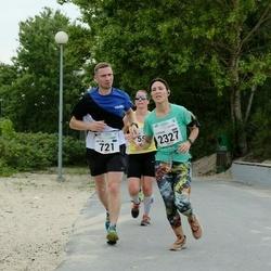 Tallinna Maraton - Artur Retsnik (721), Evgeniia Rumiantceva (2327)