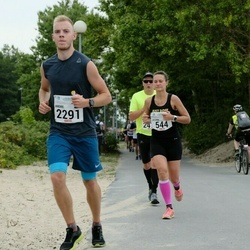 Tallinna Maraton - Jelena Kirillova (544), Andre Sammelselg (2291)