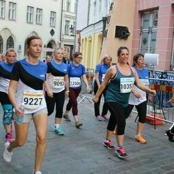 Tallinna Maratoni Sügisjooks 10 km - Anna Lumijõe (10353)