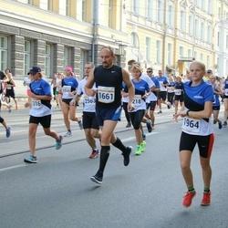 Tallinna Maratoni Sügisjooks 10 km - Alexander Shaykin (1661), Iti Marii Varik (1964)