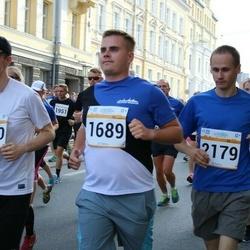 Tallinna Maratoni Sügisjooks 10 km - Andres Harjak (1689), Aleksei Panarin (2179)