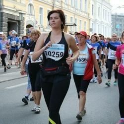 Tallinna Maratoni Sügisjooks 10 km - Kai Noormägi (9686), Anastassija Kukk (10259)
