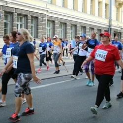 Tallinna Maratoni Sügisjooks 10 km - Agnes Laane (11625)
