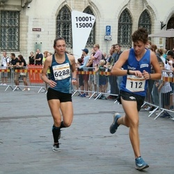 Tallinna Maratoni Sügisjooks 10 km - Brit Rammul (6288)