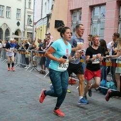 Tallinna Maratoni Sügisjooks 10 km - Anna Maria Võsu (3191), Maali Pruul (6362)
