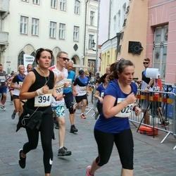 Tallinna Maratoni Sügisjooks 10 km - Anastasia Sakova (394)