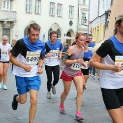 Tallinna Maratoni Sügisjooks 10 km - Anna Mohnatseva (1163), Kristiina Murula (2221), Herki Peiker (6499)