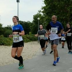 Tallinna Maraton - Abderrahim El Hamine (691), Olga Tsõgankova (3160)