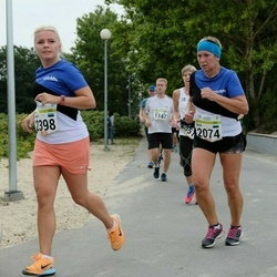 Tallinna Maraton - Ann Õun (2078), Nancy Einberg (2398)