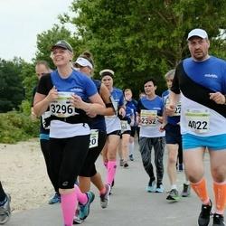 Tallinna Maraton - Annika Kütt (3296), Andres Kasela (4022)