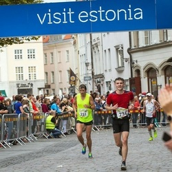 Tallinna Maraton - Dmytro Horbatko (231), Artem Cherepanov (234)