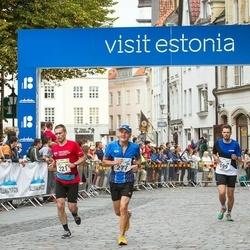 Tallinna Maraton - Anatoliy Andreev (221), Henn Zvorovski (277)