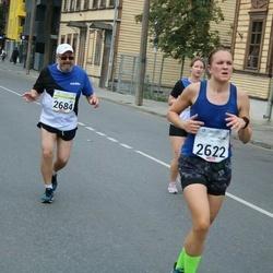 Tallinna Maraton - Heli Kalliomäki (2622), Ari Luostarinen (2684)