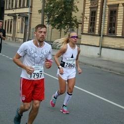 Tallinna Maraton - Art Aamisepp (1797), Reimo Lepp (2246), Natalia Gribovskaya (2860)